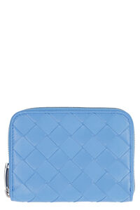 Intrecciato coin purse, Wallets Bottega Veneta woman
