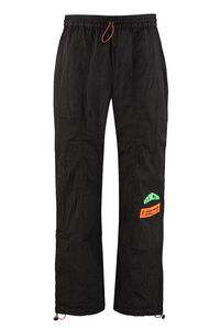 Techno fabric track pants, Track Pants Heron Preston man