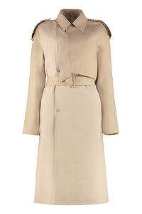 Cotton trench coat, Raincoats And Windbreaker Bottega Veneta woman