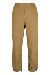 Side stripe cotton trousers, Casual trousers Gucci man