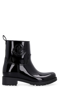 Ginette rubber boots, Ankle Boots Moncler woman