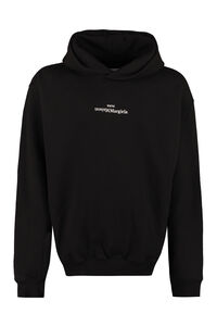 Cotton hoodie, Hoodies Maison Margiela man