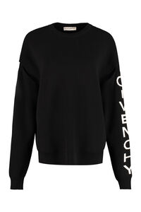 Long sleeve crew-neck sweater, Crew neck sweaters Givenchy woman