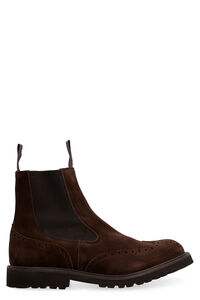 Henry suede chelsea boots, Chelsea boots Tricker's man
