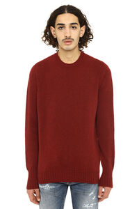 Wool crew neck sweater, Crew necks sweaters Drumohr man