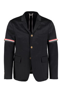 Single-breasted two button jacket, Single breasted blazers Thom Browne man
