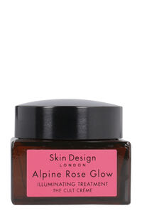 Alpine Rose Glow Face treatment cream, 50 ml/1.7 fl oz, Moisturizer & Anti-aging Skin Design London woman