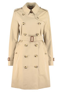 The Kensington cotton trench coat, Raincoats And Windbreaker Burberry woman