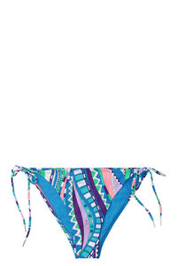 Tie side bikini hipster, Bikini Bottoms Emilio Pucci woman