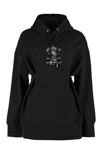 Cotton hoodie, Hoodies Givenchy woman