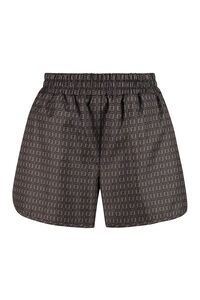 Techno fabric shorts, Shorts Fendi woman