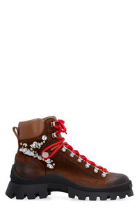 Tank Hiking ankle boots, Ankle Boots Dsquared2 woman