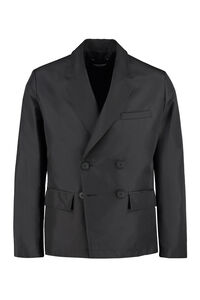 Techno fabric jacket, Double breasted blazers A-COLD-WALL* man