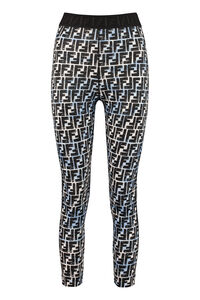 Fendi Roma Joshua Vides leggings, Leggings Fendi woman