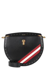 Cecyle multicolor leather shoulder bag, Shoulderbag Bally woman
