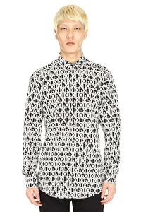 Printed cotton shirt, Printed Shirts Dolce & Gabbana man