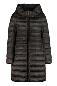 Noveca full zip padded jacket, Down Jackets Max Mara The Cube woman