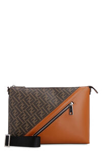Coated canvas pouch, Poches Fendi man