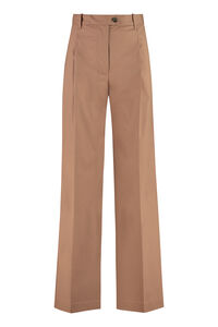 Alice chino pants, Flared pants Nine in the Morning woman