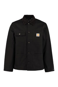 Michigan cotton shirt model jacket, Denim jackets Carhartt man