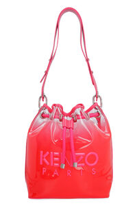 Kombo PVC bucket bag, Bucketbag Kenzo woman