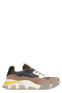 Sneakers low-top in pelle, Sneakers basse Salvatore Ferragamo man