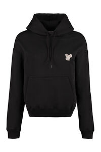 Cotton hoodie, Hoodies Balenciaga woman