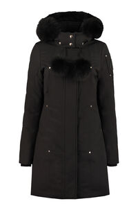 Stirling hooded parka, Down Jackets Moose Knuckles woman