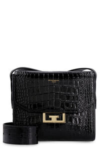 Eden croco-print leather bag, Top handle Givenchy woman