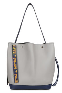 Milano leather bucket bag, Bucketbag MCM woman
