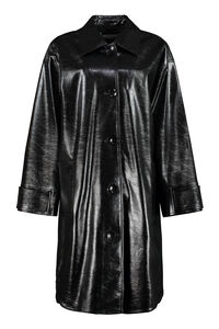 Kali faux leather coat, Leather Jackets Stand Studio woman