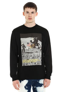 Printed long-sleeve T-shirt, Long sleeve t-shirts CALVIN KLEIN JEANS EST. 1978 man