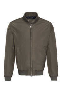 Nylon bomber jacket, Bomber jackets add man