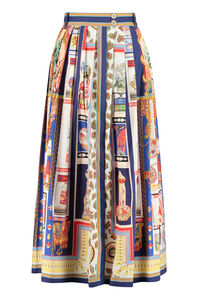 Printed pleated skirt, Printed skirts Etro woman