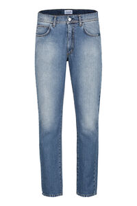 Adon slim fit jeans, Slim jeans Amish man