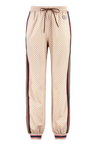 Track-pants with contrasting side stripes, Track Pants Gucci woman