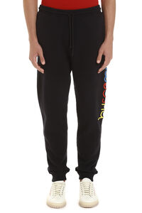 Stretch cotton track-pants, Track Pants Buscemi man