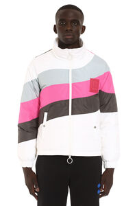 Extractable hood down jacket, Down jackets Off-White man