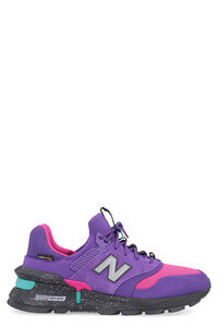 997S techno fabric and suede sneakers, Low Top Sneakers New Balance man