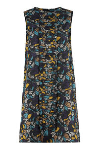 Ghinea printed cotton dress, Printed dresses S Max Mara woman