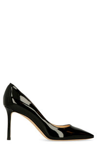 Romy 85 patent leather pumps, Pumps Jimmy Choo woman