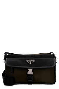 Nylon messenger bag, Messenger bags Prada man