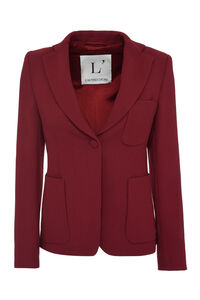 Wool slim fit blazer, Blazers L'Autre Chose woman