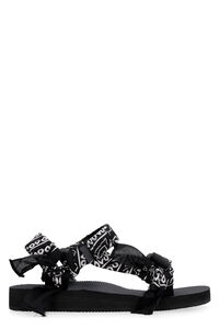 Trekky Bandana sandals, Flat sandals Arizona Love woman