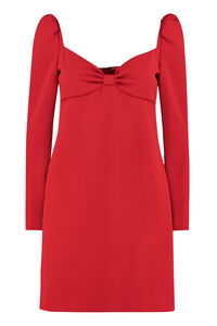 Crepe mini dress, Mini dresses Red Valentino woman