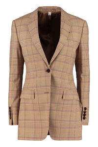 Single-breasted two-button blazer, Blazers Burberry woman