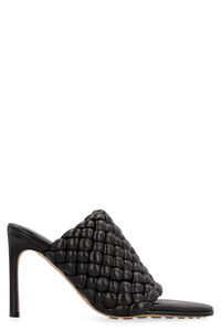 BV Curve leather mules, Mules Bottega Veneta woman