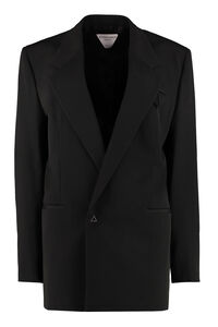 Wool single-breasted blazer, Blazers Bottega Veneta woman