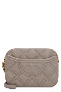 Fleming leather camera-bag, Shoulderbag Tory Burch woman