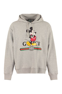 Disney x Gucci hooded sweatshirt, Hoodies Gucci man